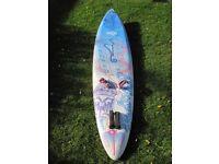 Bic AstroRock windsurf board