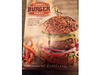 Lakeland burger press