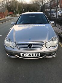 Immaculate Mercedes CClass Coupe Diesel Auto
