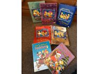 Assorted Simpson DVD box sets