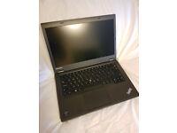 "Laptop Lenovo ThinkPad T440p 14"" i5 4th Gen, 8 GB DDR3, 120GB SSD"