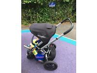 Quincy buzz push chair