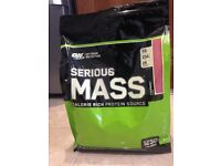 5 kg Serious mass optimum nutrition