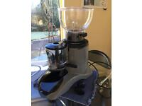 Cunill Iberital Brasil professional coffee burr grinder