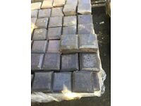 240 x Reclaimed Double paving blocks (23 cm x 12 cm )