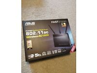 ASUS WIFI Router - RT-AC68U