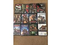Job lot DVDs price reduced