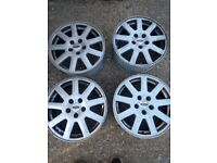 Ford Alloys 16 Inch Rims in west London Area Very Nice Wheels