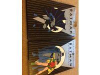 Archive Editions Batman Volume 1 & 2 Hardback books