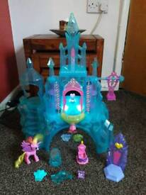 My little pony crystal empire