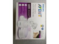 Philips Avent top rated Breast Pump & free Tommee Tippee Bottle - excellent cond