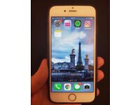 iPhone 6s 64GB UNLOCKED - Gold - Perfect condition
