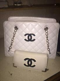 Chanel Bag And Purse