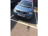 Audi A2 Very Low Miles , 1.4 Sport , Future Classic Cheap to insure and Tax