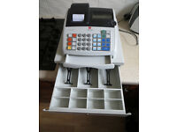 Electronic Cash Register Olivetti ECR7100 Till +5 Rolls