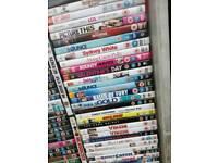 DVD bundle of 50 📀📀📀📀📀