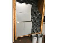 Job Lot 70+ Metal Waste Paper Bins/Office Waste Paper Bins/Waste Bins/ H33cm x D23cm