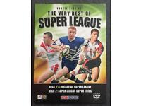 The Very Best of Super League DVD Box set