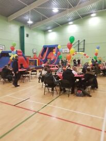 bouncy castles manchester stockport