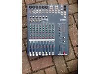 Yamaha mg 124c mixer very little used