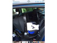 Britax Baby Safe I-Size seat and base only used twice