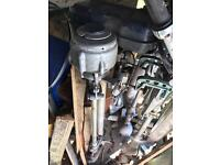 Seagull engines for spares or repairs