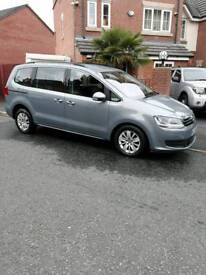 2012 Vw sharan 7 seater dsg 2.0 diesel bluemotion