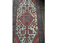 Vintage Persian Rug (reduced Price)