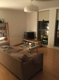 Double Room Available in Modern Furnished 5th Floor Flat