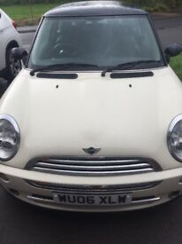 Well loved Mini Cooper for sale - ****NEW PRICE ****