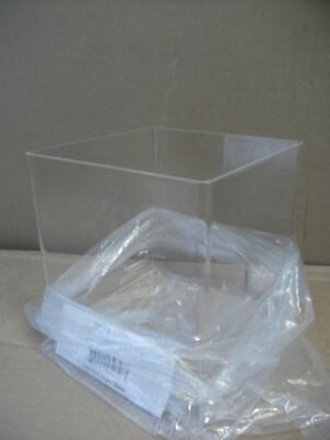 Clear Counter Top 5 Side Display-Plexi Cube 5.5