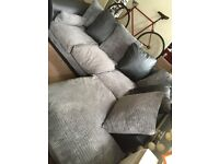 Beautiful L Shaped Sofa - Immaculate condition