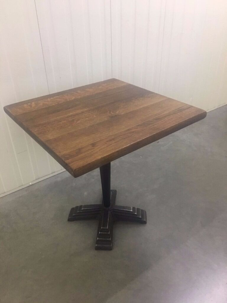 Restaurant tables for sale from 30 bases and tops can mix match also oak tables and pine - Book a restaurant table online ...