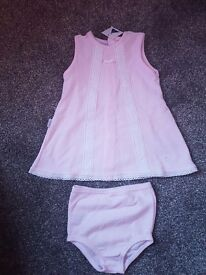 BEAUTIFUL PINK SPANISH GIRLS OUTFIT! AGE 1 ! BRAND NEW!