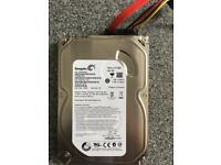 Seagate 500gb hard drive