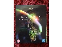 Alien Anthology (6 disc Blu-ray)