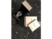 Brand new and stylish mens Emporio Armani chronograph watch AR11082