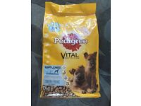 Puppy Food - 10kg bag Pedigree Puppy-Junior food