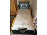 Digger bed for sale or swap