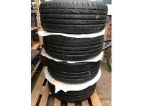 "Mercedes Benz 18""AMG Alloy Wheel&Tyre (C204/S204/W204)"