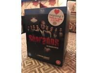 Sopranos blu ray complete box set