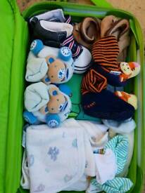 Baby boy job lot items