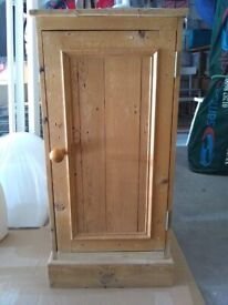 Reclaimed Pine Cabinet