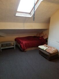 Bedsit to let, Preston New Road, Blackburn.