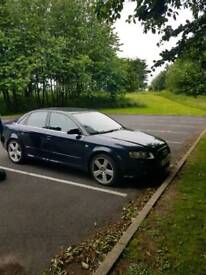 Audi a4 sline 2.0tdi