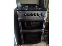 Beko Double cavity gas cooker and grill. Good condition