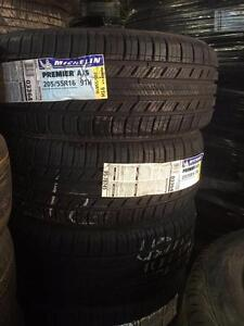 Brand New Michelin Premiere A/S Tires 205/55/16 91H City of Toronto Toronto (GTA) Preview