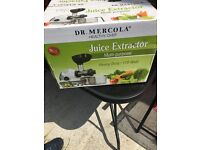 Dr Mecola Healthy Chef Juice Extractor multi purpose