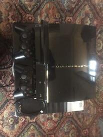 PS3 60gb with backwards compatibility, YLOD