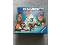 Penguin Pile-Up family game